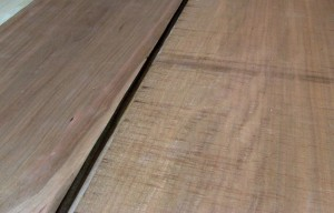 Milled and Rough Cherry Lumber