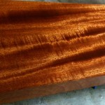 African Mahogany finished