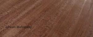 Khaya African Mahogany Lumber