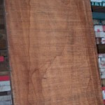Genuine Wide Mahogany